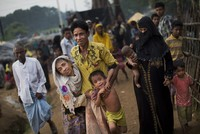 Exerting efforts for Rohingya Muslims, Turkey alleges death toll numbers withheld