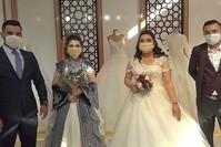 أقنعة العروس الذهبية IHA