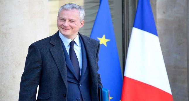 وزير فرنسي: غير مقبول أن تكون واشنطن الشرطي الاقتصادي للعالم