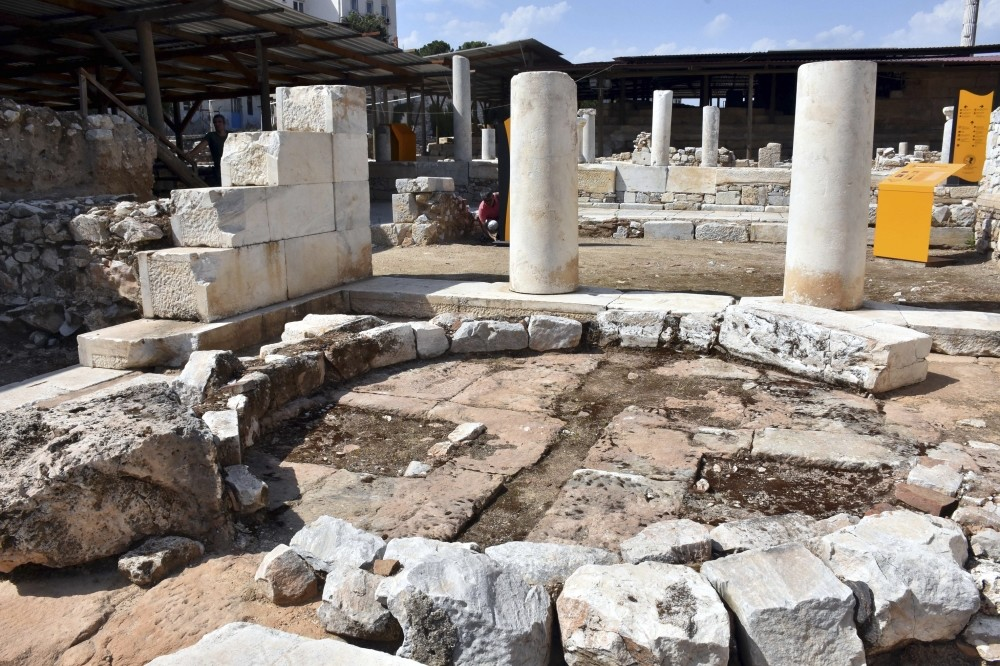 The archaeological park entered the UNESCOu2019s World Cultural Heritage Temporary List and has been opened to tourism lately.
