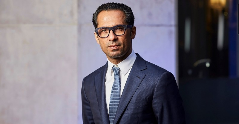 An undated handout photo of Mohammed Dewji, a Tanzanian business tycoon said to be Africa's youngest billionaire. (EPA Photo)