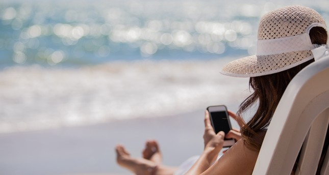 Turkish users stick to Instagram on vacation