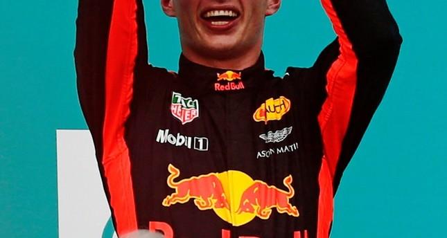 Verstappen wins Malaysian Grand Prix