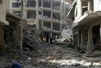 15 civilians killed in blast in northwestern Syria
