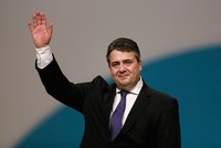 German FM Gabriel says he won't be in new government