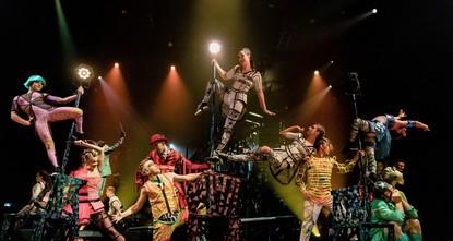 Cirque du Soleil arrives in Istanbul