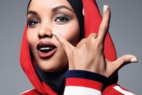 Kenyan-born Somali-American teenager Halima Aden has been chosen as Allure's cover girl for July, marking a first for the magazine and showing a new face of Muslim America.