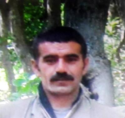 Senior PKK terrorist Murat Dağ
