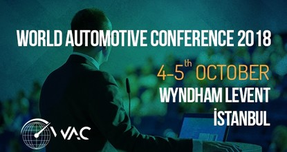 World Automotive Conference to convene in Istanbul for 5th time