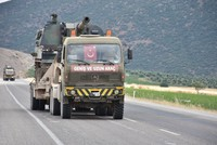The Turkish military is gearing up for an all-out offensive on areas currently held by the PKK Syrian affiliate Democratic Union Party (PYD) and its People's Protection Units (YPG) militia in...