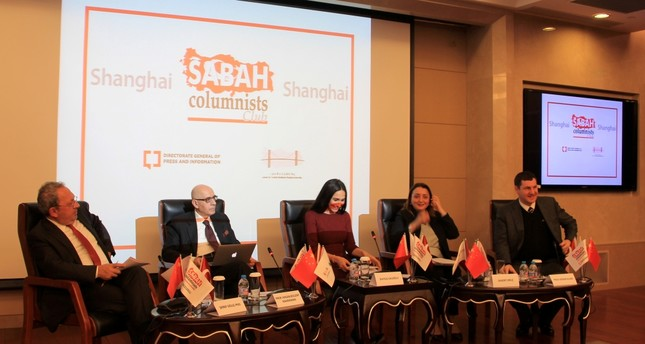 Sabah Columnists Club: New chapter in Chinese-Turkish ties discussed