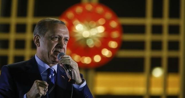 أردوغان: تركيا تتعرض لسيناريوهات تحريض أساسها عرقي ومذهبي