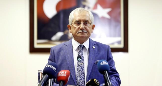 سعدي غوفن - أعلن رئيس اللجنة العليا للانتخابات التركية
