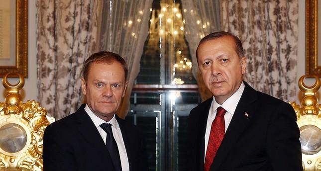 Am Rande des Nato-Gipfels Tusk-Erdoğan-Treffen geplant