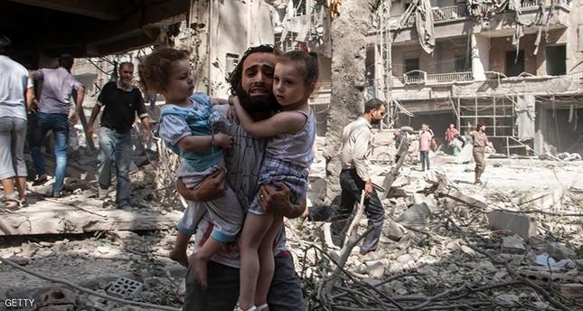 لجنة أممية تتهم نظام الأسد بارتكاب جرائم حرب في حلب