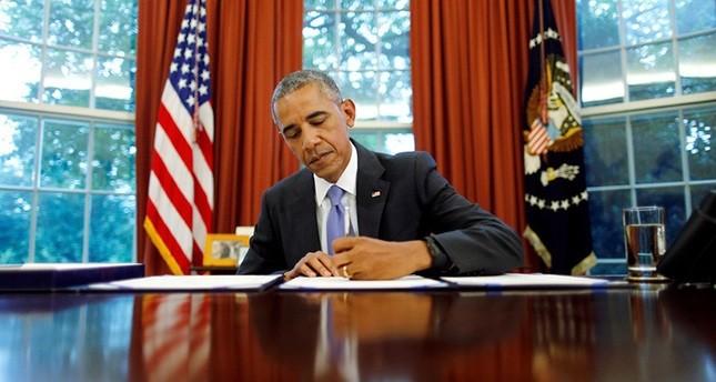 أوباما يعطل قرار الكونغرس بالسماح بمقاضاة السعودية حول أحداث 11 سبتمبر