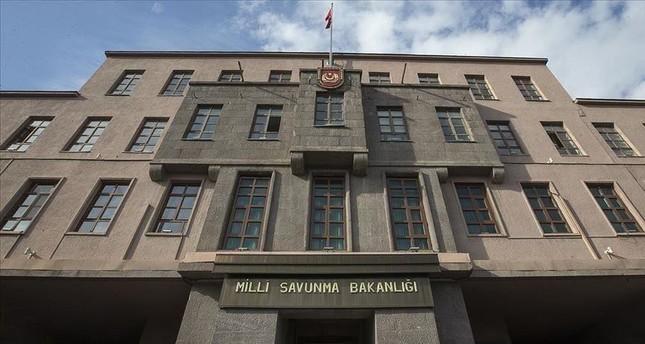 وزارة الدفاع التركية تدين قرارات واشنطن وباريس بشأن عملية نبع السلام