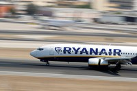 Ryanair lowers annual profits forecast by 12 percent after strikes