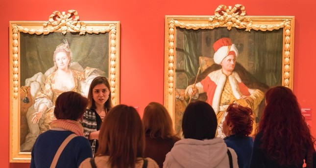 Teachers can attend free tours at Pera Museum on Nov. 23
