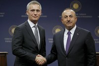 Turkey set to take responsibility for NATO rapid response task force: Stoltenberg