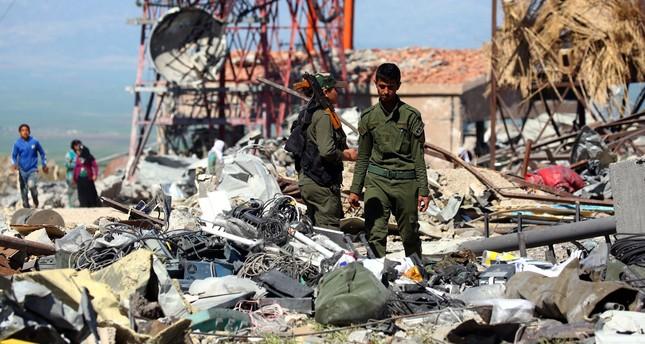 الأركان التركية: مقتل 89 إرهابياً من بي كا كا في سوريا والعراق