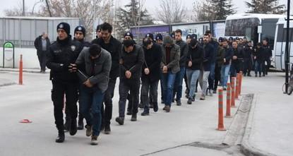 Hundreds detained in mass crackdown on FETÖ