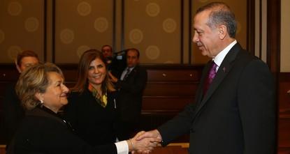 سيدة أعمال تركية: أردوغان مهد الطريق لبروز سيدات الأعمال