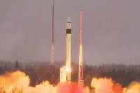 Russia launches European atmosphere monitoring satellite to study air pollution