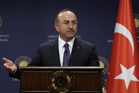 Foreign Minister Çavuşoğlu calls for end to attacks in Idlib, urges diplomatic solution