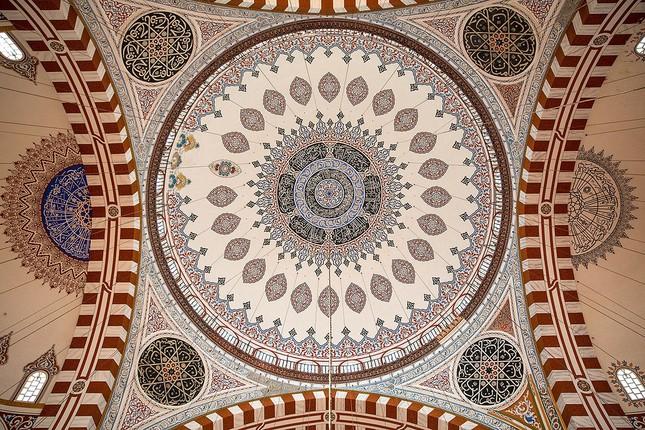 Schehzade-Moschee, Istanbul