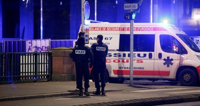 Shooting kills 4, injures 11 in France's Strasbourg
