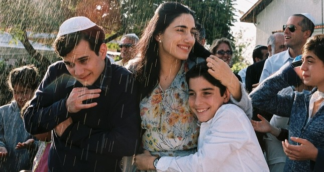 """A still from the film """"Mabul"""" (""""The Flood""""), directed by Guy Nattiv, starring Ronit Elkabetz."""