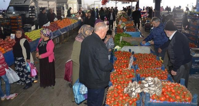 تركيا.. ارتفاع ثقة المستهلك في أبريل