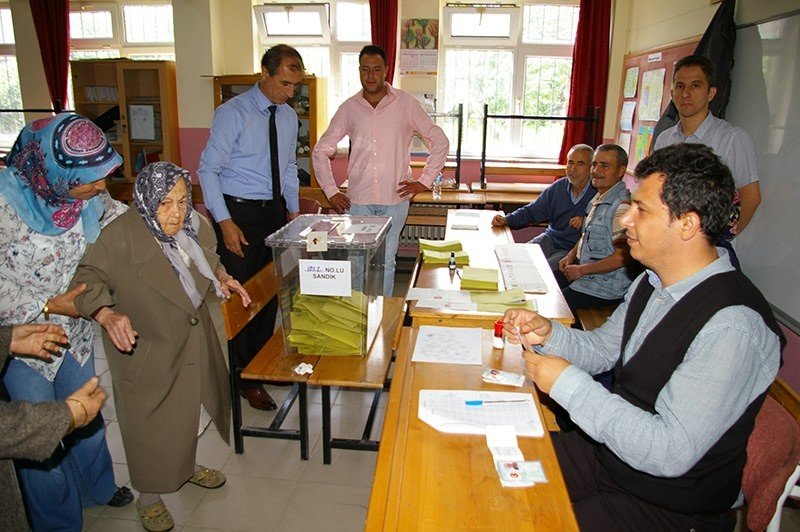 Turkey heads to the polls for parliamentary elections
