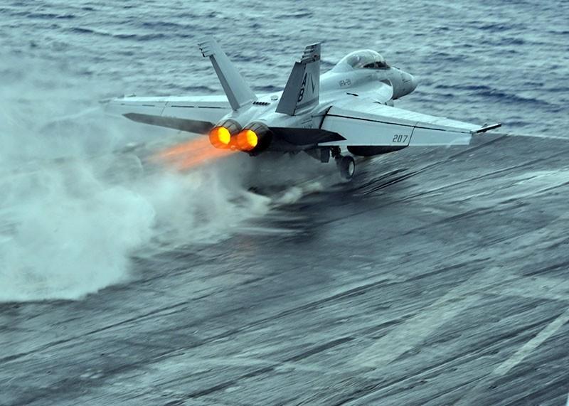 U.S. Navy via Reuters