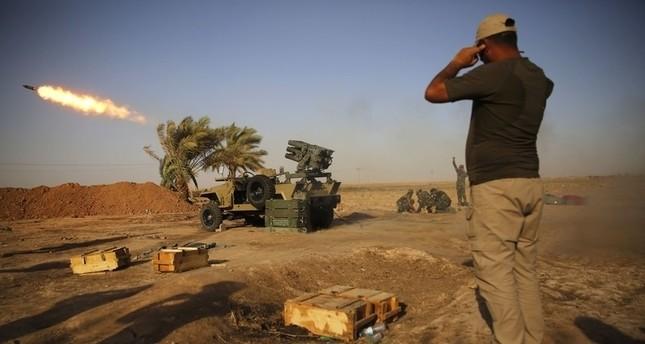 قوات عراقية تدخل الموصل لأول مرة وتسيطر على مبنى التلفزيون