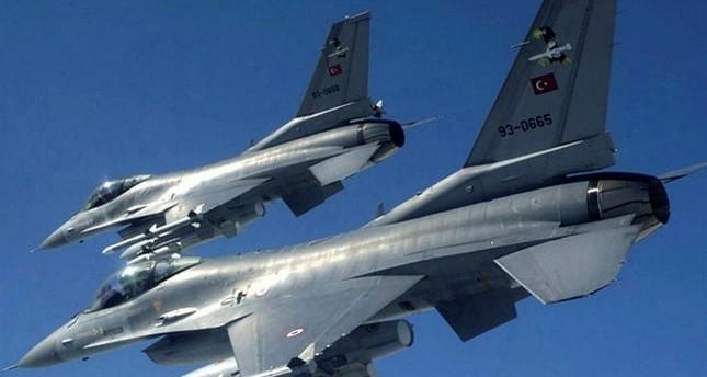 الجيش التركي يعلن تحييد 70 إرهابياً من بي كا كا في غارات شمالي العراق وسوريا
