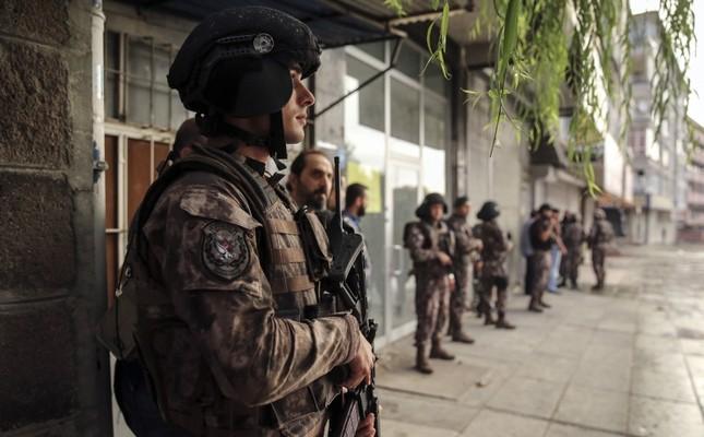 Turkey arrests 146 Daesh terrorists in series of operations