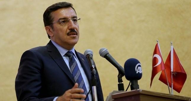 بولنت توفكنجي - وزير التجارة التركي