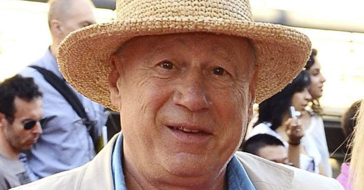 Monty Python collaborator and Rutles singer Neil Innes at a screening in London on Oct. 2, 2011. (AP Photo)