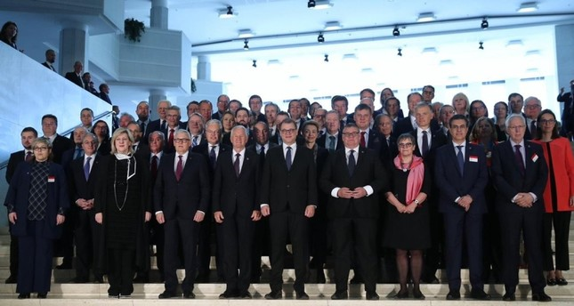 تشاوش أوغلو يشارك باجتماع لجنة وزراء مجلس أوروبا في هلسنكي