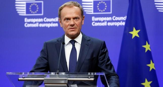 European Council President Donald Tusk (EPA Photo)