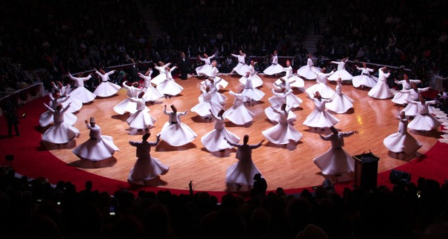 As part of the Şeb-i Arus ceremonies, various events including whirling performances will be organized.