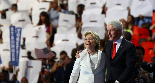 Gülenist coup imam Öksüz headed fictitious company to donate to Clinton: report