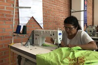 The Turkish Cooperation and Coordination Agency (TIKA) opened a needlecraft workshop Wednesday in Mexico City's Iztapalapa suburb within the framework of the
