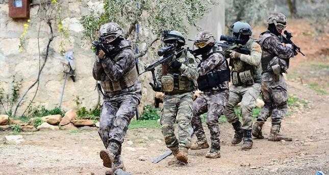 تحييد 38 إرهابيًا في عمليات أمنية للداخلية التركية خلال أسبوع