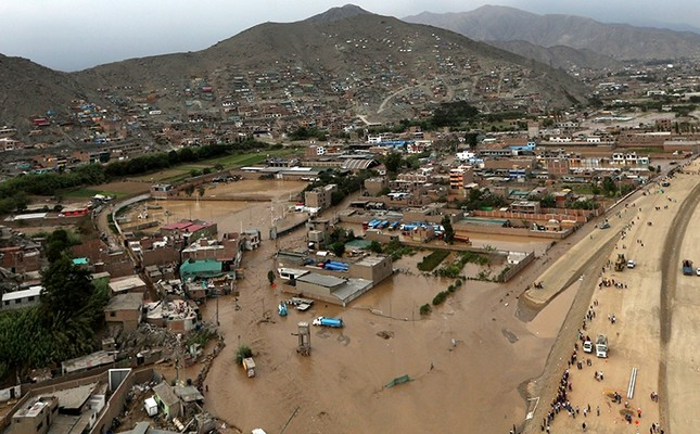 Death toll in extreme Peru floods reaches 67, thousands ...