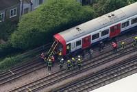Third suspect arrested over London underground attack
