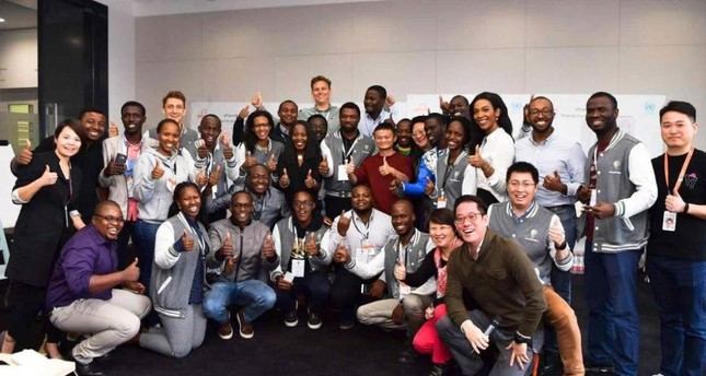 Jack Ma seeks to empower young African entrepreneurs