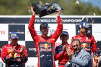 Citroen's Sebastien Ogier wins Rally Turkey